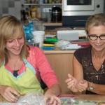 workshop bruidstaart versieren rolfondant