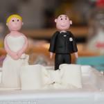 workshop bruidstaart bruidspaar rolfondant strik