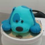 3d taart taartdecoratie lessen workshops hond