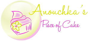 Anouchka's Piece of Cake Logo